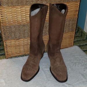 Dr. Scholls Suede Boots